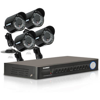 Lorex LH118501C4 Security Camera System (8-Channel)