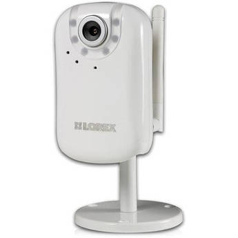 Lorex Wireless Day/Night Easy Connect Network Camera