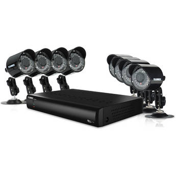 Lorex 8-Channel LH010 ECO BLACKBOX Series Security Camera System
