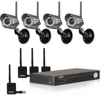 Lorex Digital Wireless Security Camera System