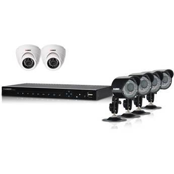Lorex LH3381001C6B Security Camera System