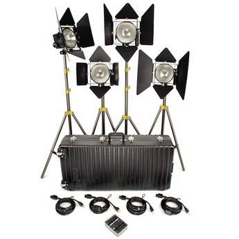 Lowel DP 4 Four-Light Kit