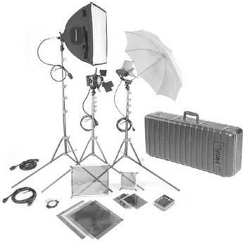 Lowel DV Core 250, TO-83 Case