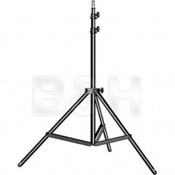 Lowel KSA - Air Cushioned Light Stand, Black - 9' (2.7m)