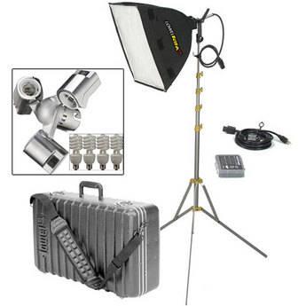 Lowel Rifa 44 eXtra/Flo Kit, GO-85 Hard Case