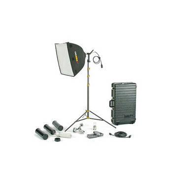 Lowel Rifa 55 eXtra/Flo 80 Kit W/Hard Case (120VAC)