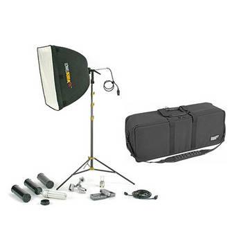 Lowel Rifa 66 eXtra/Flo 80 Kit W/Soft Case (120VAC)
