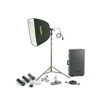 Lowel Rifa 66 eXtra/Flo 80 Kit W/Hard Case (120VAC)