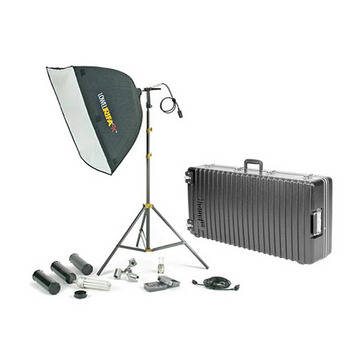 Lowel Rifa 88 eXtra/Flo 80 Kit W/MCSER Hard Case (120VAC)