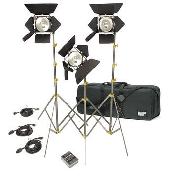 Lowel Omni-light Action Kit, LB-35 Soft Case