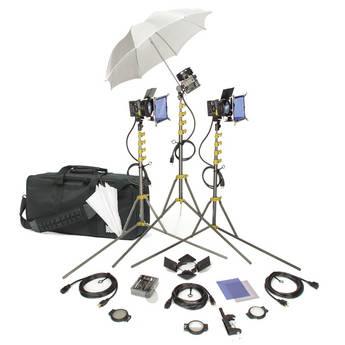 Lowel GO All Pro Kit, LB-30 Soft Case
