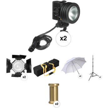 Lowel Pro-light Two-Light Kit with Case