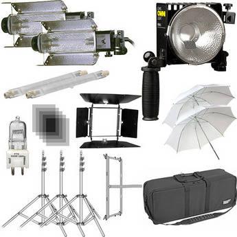 Lowel Basically 3 Kit, LB-35 Soft Case