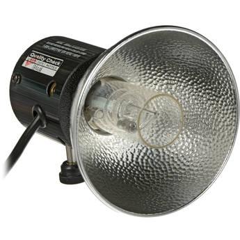 Lumedyne 800 W/S Flash Head - UV, Coiled Cord