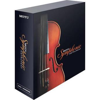 MOTU Symphonic Instruments Plug-In