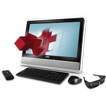"MSI Wind Top AE2420 3D-046US 23.6"" All-in-One Desktop Computer"