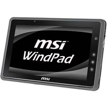 MSI 32GB WindPad 110W-014US (Metallic Brown)