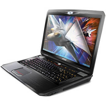 "MSI GT70 0ND-444US 17.3"" Gaming Notebook Computer (Black)"