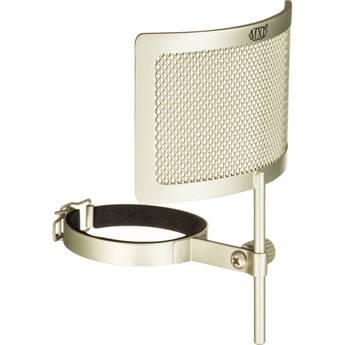 MXL PF-004-C Metal Mesh Pop Filter for Genesis Microphones (Champagne)
