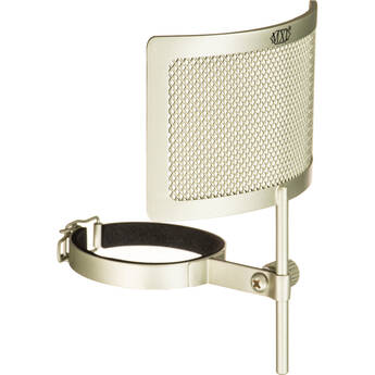 MXL PF-004-C Metal Mesh Pop Filter for Genesis Microphones (Champagne)