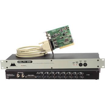 M-Audio Delta 1010 PCI Sound Card + 1RU Breakout Box