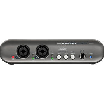 M-Audio MobilePre Mk II - USB Audio Interface