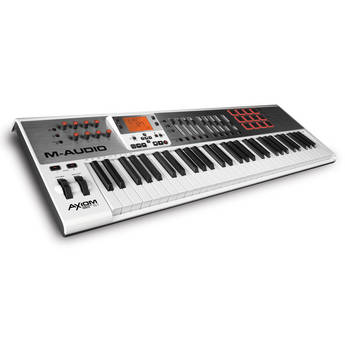 M-Audio Axiom A.I.R. 61 - Keyboard and Pad Controller