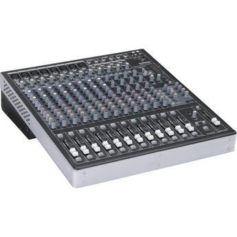 Mackie Onyx 1620i - 16-Channel FireWire Recording Mixer