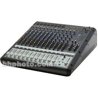 Mackie Onyx 1620 16-Channel Analog Recording Mixer