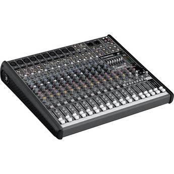 Mackie ProFX16 16-Channel Desktop Sound Reinforcement Mixer with USB