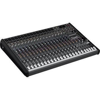 Mackie ProFX22 22-Channel Desktop Sound Reinforcement Mixer with USB