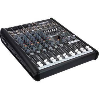 Mackie ProFX 8 8-Channel Desktop Sound Reinforcement Mixer with USB