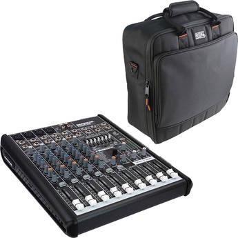 Mackie ProFX 8 8-Channel USB Sound Reinforcement Mixer with Bag Kit