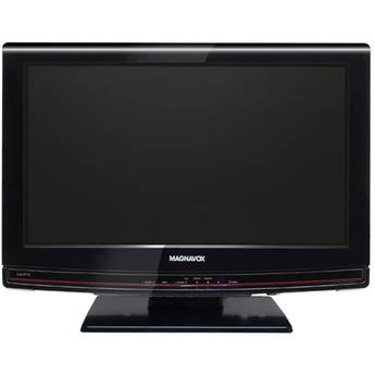"Magnavox 19MD301B 19"" LCD HDTV with Built-in DVD Player"
