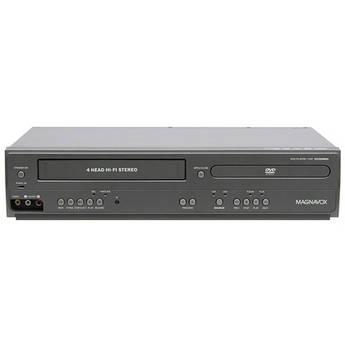 Magnavox DV225MG9 DVD/VCR Combo Player