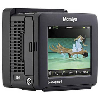 Mamiya Leaf Aptus-II 56 Digital Back (Contax 645AF)