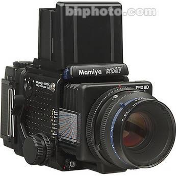 "Mamiya RZ67 Professional Pro II ""D"" Value Pack 212-090"