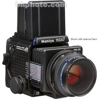 "Mamiya RZ Professional Pro II ""D"" Camera Body"
