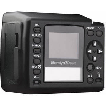 Mamiya ZD Digital Camera Back