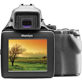 Mamiya DM22 Digital SLR Camera System