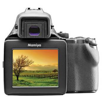 Mamiya DM28 Digital SLR Camera System
