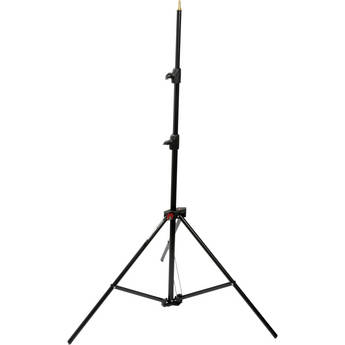 Manfrotto Alu Air-Cushioned Compact Stand (Black, 7.7')