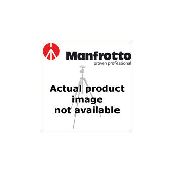 Manfrotto 190CXV3 3-Section Carbon Fiber Tripod - Supports 11 lbs (5kg)