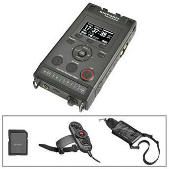 Marantz PMD661 Professional Portable Fla