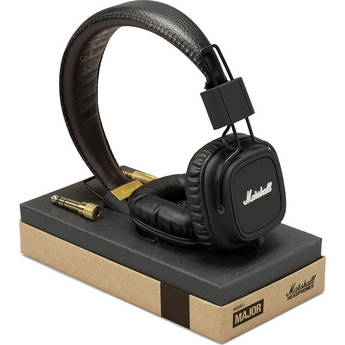 Marshall Audio Major On-Ear Stereo Headphones with Mic and Remote