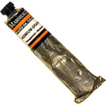 "Marshall Retouching Oil Color Paint: Cadmium Orange - 1/2x2"" Tube"