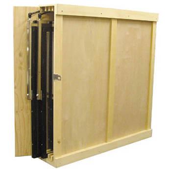 "Matthews Reflector Box - 24x24"" - 2 Place"