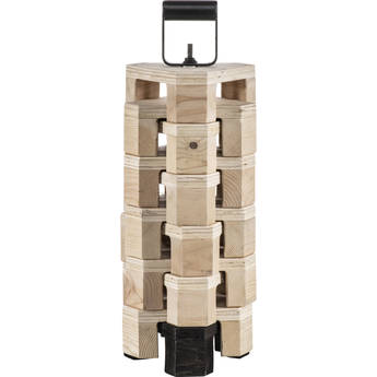 "Matthews Set of 10 Elephant Blocks (4"") with Handle"