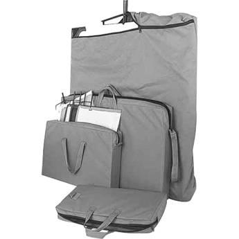 "Matthews Flag Bag - 12x18"" - Zippered Closure"