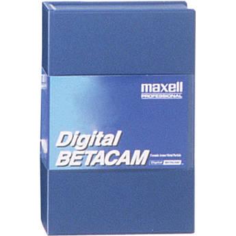 Maxell BD-12 12-Minute Digital Betacam Cassette